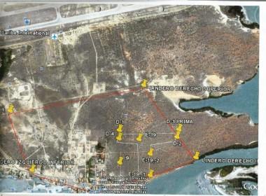 Foto satelital LA TEJA y SALYAQUE