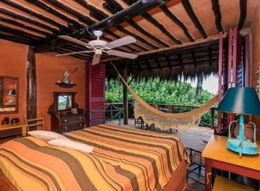 SHABONO dormitorio